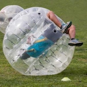 Bubble Football with Private Transfer