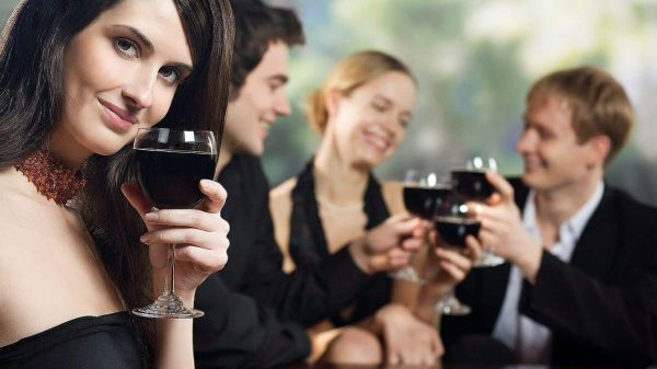 Royal Wine tasting near Budapest